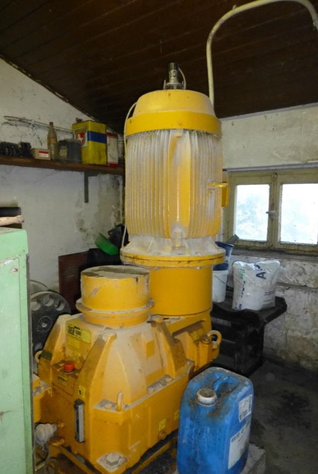 Wasserkraftnutzung eingestellt